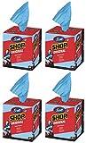 Scott DMQWAVGW Kimberly-Clark 75190 Shop Towels, 10'' x 12'', Blue, 4 Box of 200 Towels