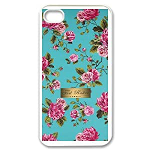 Ted Baker for iPhone 4 4s Phone Case Cover 6FR878153
