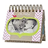 DaySpring Heartlifter Perpetual Flip Calendar w Tear Out Inspiration, God's Promises for New Moms