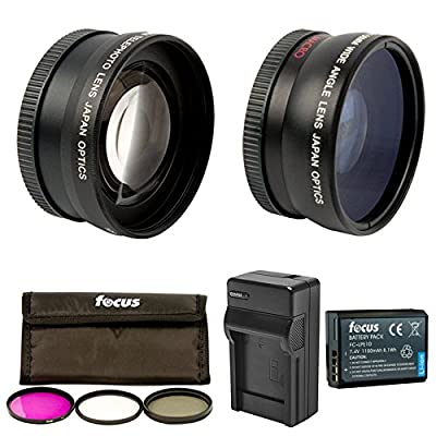 Canon EOS Rebel T6 DSLR Camera, Lens, and Accessory Kit