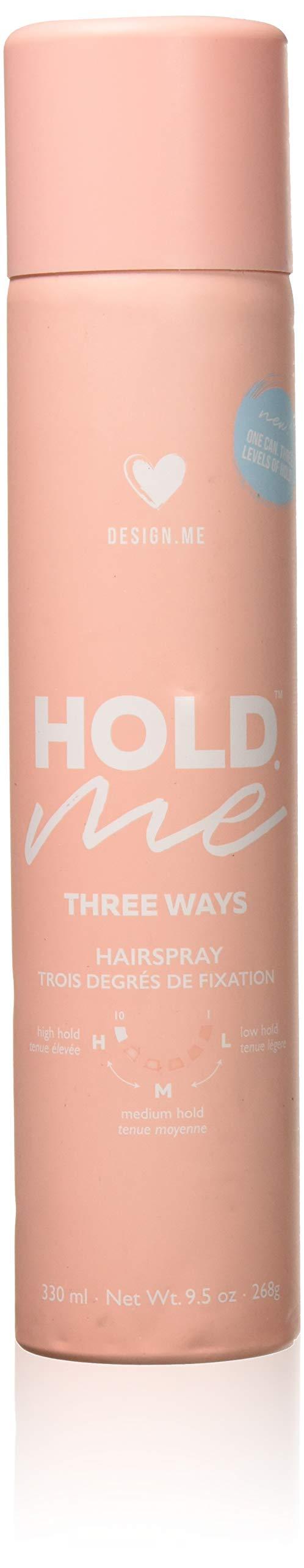 Hold.ME three ways – adjustable hold level 9.5oz