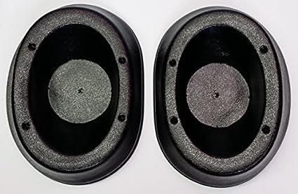 Amazoncom W69 Universal Mount 6x9 Speaker Pod Custom Car Audio