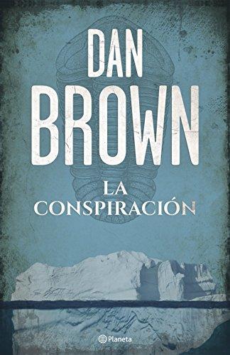 Portada del libro La conspiración de Dan Brown