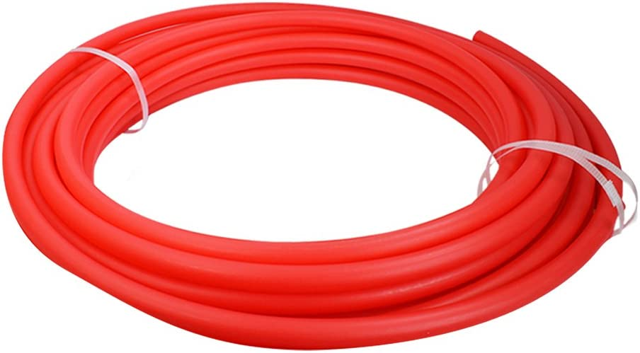 SUPPLY GIANT HO11 Oxygen Barrier Pex tubing, 1 Inch, Red