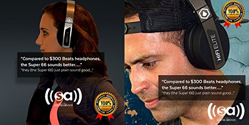HIFI ELITE Super66 Over Ear Headphones