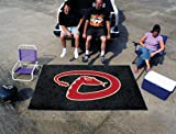 "Fanmats Sports Team Logo Arizona Diamondbacks Ulti-Mat 60""96"""