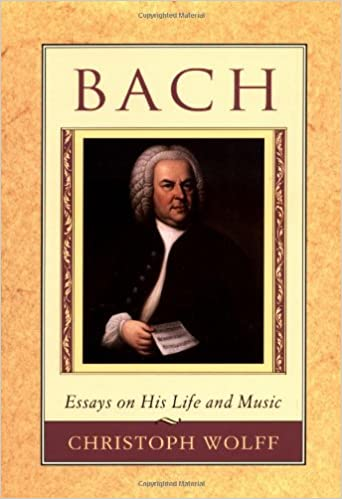 Image result for christoph wolff bach