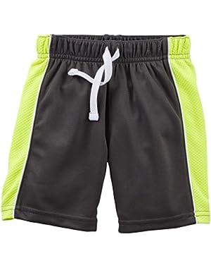 Carter's Unisex Baby Mesh Shorts (Baby)