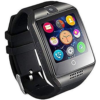 Amazon.com: Culver DZ09 Bluetooth Smart Watch with Camera ...