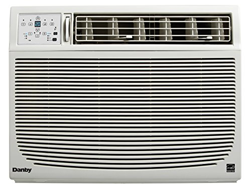 Danby DAC180BGUWDB Window Air Conditioner, 18,000 BTU, White