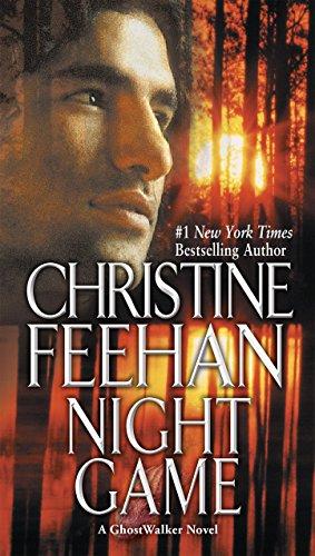 Night Game (Ghostwalker Novel Book 3)