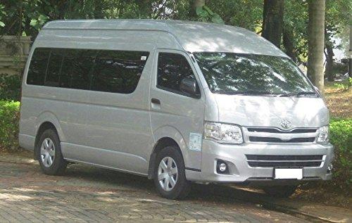 Correa de distribución Kit OEM para Toyota hillux Prado Hiace Diesel Turbo 2.5L 2 KD 3.0L 1 KD: Amazon.es: Coche y moto