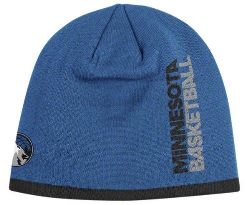 Minnesota Timberwolves adidas 2010-2011 Offical Team Uncuffed Knit Hat