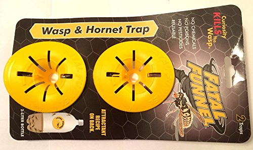 Fatal Funnel FFW-2PP Wasp & Hornet trap