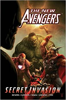 Book New Avengers Volume 8: Secret Invasion Book 1 Premiere HC: Secret Invasion Premiere v. 8, Bk. 1
