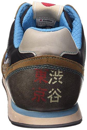 Shibuya Nautic Tokyo Dk Lotto Uomo Sand Sneaker Y5ZxwP