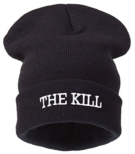 The Tama o Beanie Universal Negro Kill 4sold Men w1YqEUT