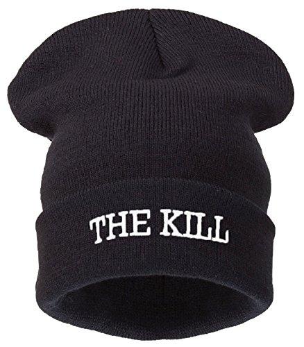 The Tama o Beanie Universal Negro Kill 4sold Men w1YqEUT