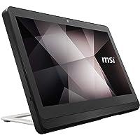 MSI PRO 16 FLEX 8GL-019XTR Hepsi Bir Arada Masaüstü Bilgisayar, 15.6 HD, Multi-Touch, Celeron N4000, 4GB RAM, 256GB SSD…