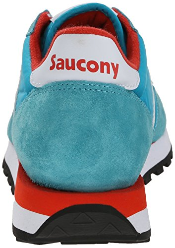 Zapatillas Saucony Jazz Turquesa Aqua/Red