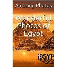 Wonderful Photos of Egypt (Foto's Boek Book 1) (Frisian Edition)