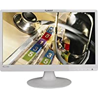 Planar PLL2210MW 22 Wide White LED Monitor with DC power - 16:9, 5 ms , 1920 x 1080, 16.7 million colors, DVI, VGA 997-6404-00
