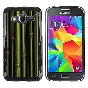 Stuss Case / Funda Carcasa protectora - Bamboo Green Wallpaper Nature Panda Foof - Samsung Galaxy Core Prime SM-G360