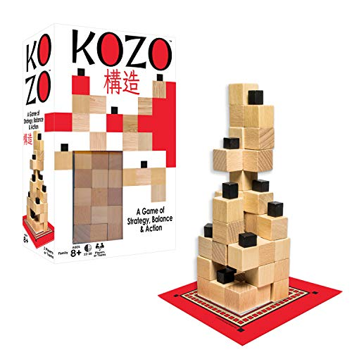 Winning Moves Games 1223 Kozo, Wood Grain ()