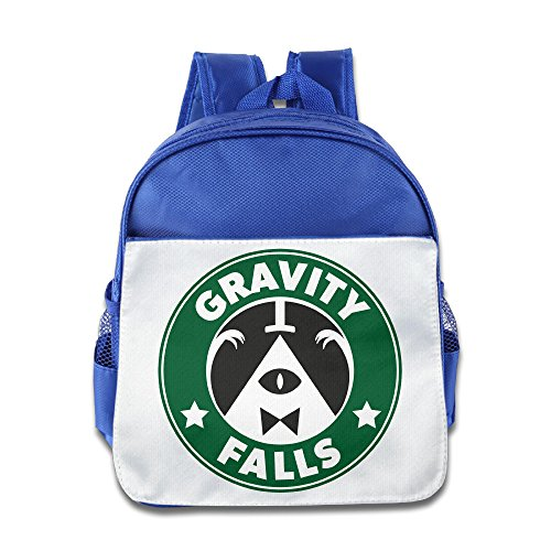 Discovery Wild Child Toddler Kids Backpack School Bag, US Animated TV Series - RoyalBlue