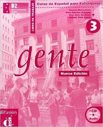 Gente 3. Arbeitsbuch mit CD. Neubearbeitung