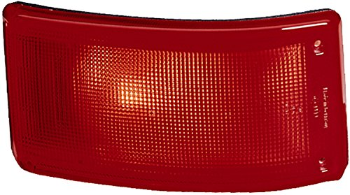 HELLA 005603137 5603 Series Red P21/5W Type Wraparound Stop/Tail - Lamp Led Tail Hella