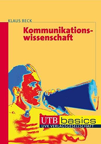 kommunikationswissenschaft-utb-basics