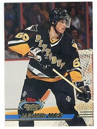 Amazon.com  Hockey 1993-94 Stadium Club  98 Jaromir Jagr NM+ ... 8cd2b6f10