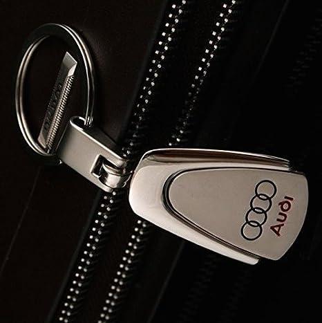 Twin Pack automotiva Audi logotipo de efecto lujo estilo con ...