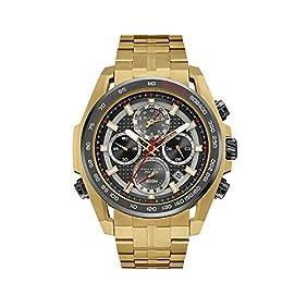 Bulova Men's Goldtone Watch
