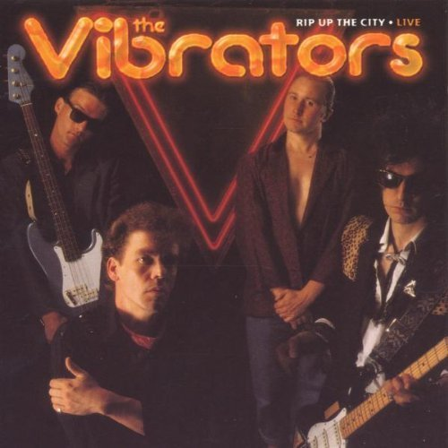 Rip Up the City - Live by The Vibrators (1999-02-23)