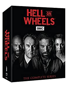 Hell on Wheels - The Complete Series [Blu-ray] by Sony Pictures Home Entertainment