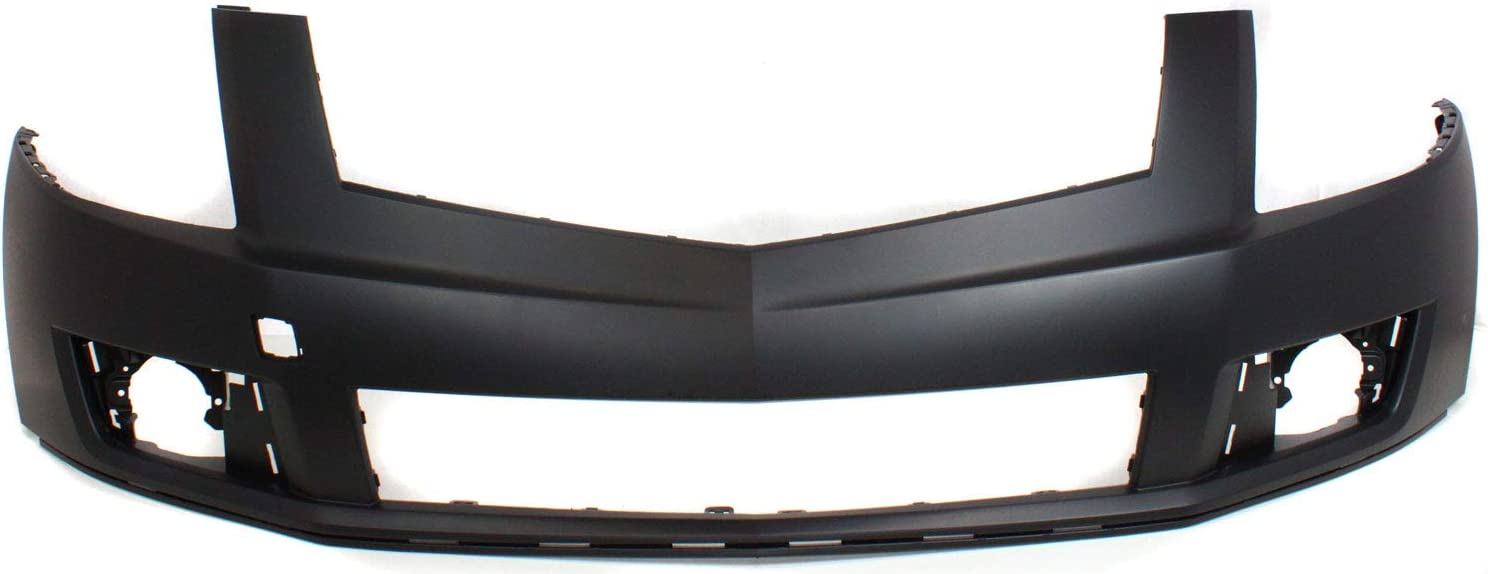 Primed Front Bumper Cover Replacement for 2010-2012 Cadillac SRX