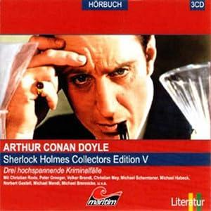 Sherlock Holmes Collectors Edition V Hörspiel