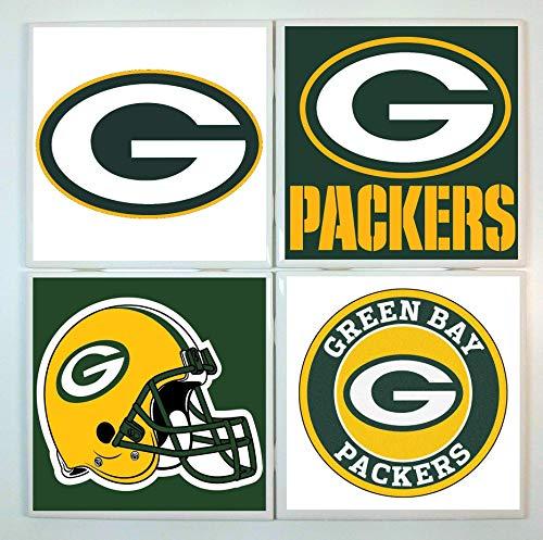 Green Bay Packers Tile Packers Tile Packers Tiles Green