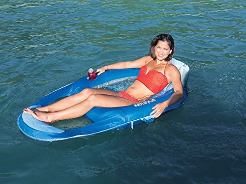 - Kelsyus Floating Lounger Pool Float