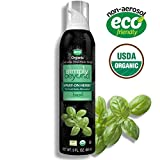 Simply Beyond, Organic Spray-On Herbs, Basil, 3 Fl. Oz