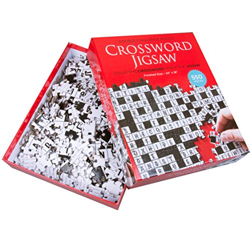 Crossword Jigsaw Puzzle - Solve The Crossword - Finish The ...