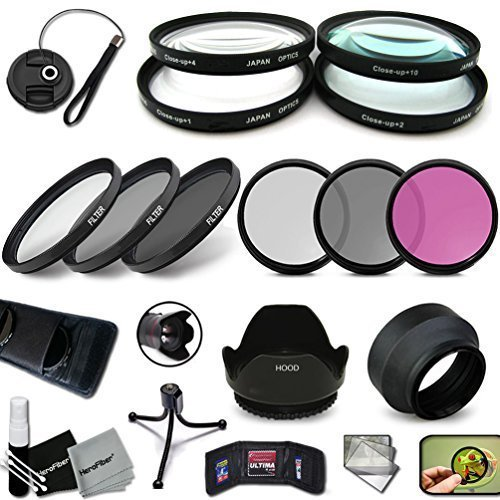 58mm filter kit for nikon - 1