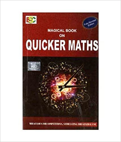 Best Books For Quantitative Aptitude Preparation Book 3