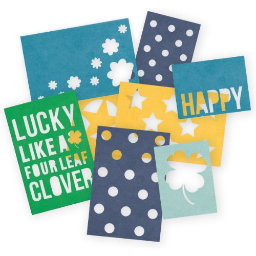 Simple Stories Snapt Cuts, A Charmed Life, 8 Per Package (Simple Stories Charmed Life)