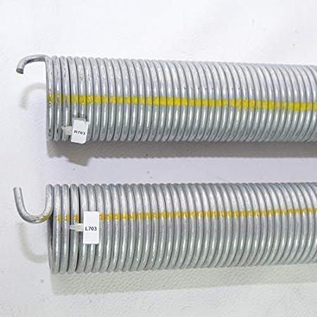15.000 L705 Nombre garanti douvertures Ressort de porte sectionnelle H/örmann