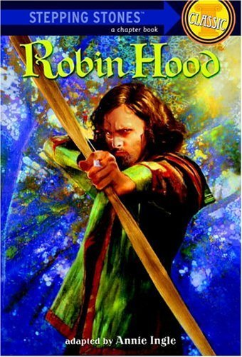 [ ROBIN HOOD (STEP-UP CLASSICS #0000) ] By Ingle, Annie ( Author) 1991 [ Paperback ]