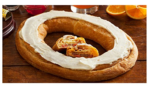 Brandy Old Fashioned Kringle by O&H Danish Bakery