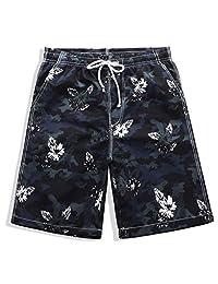 ZXHHL Five Pants Casual Loose Beach Pants